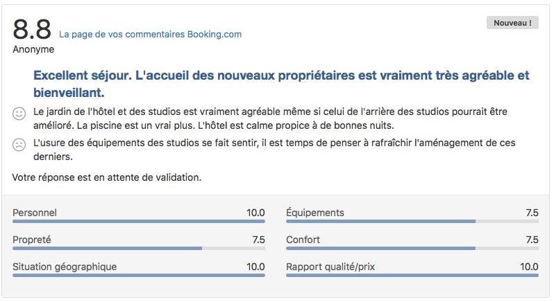Les Avis Client Sur Booking Oct 2017 Hotel Le Thimothee