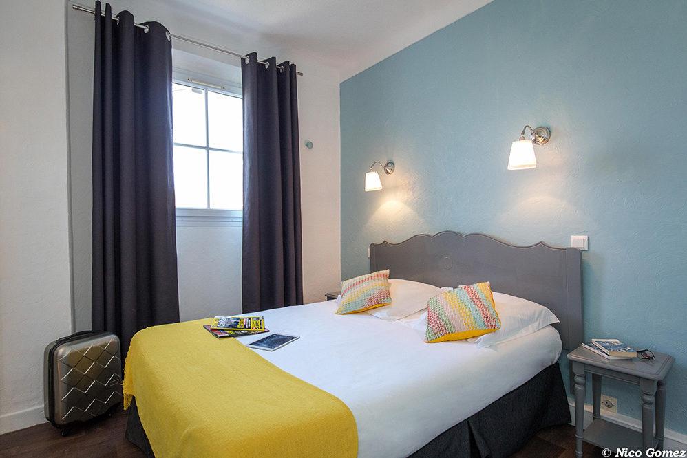 chambre confort hôtel le thimothée saint raphaël