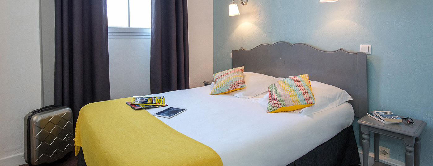CHAMBRE CONFORT <strong>PRIX MODERES