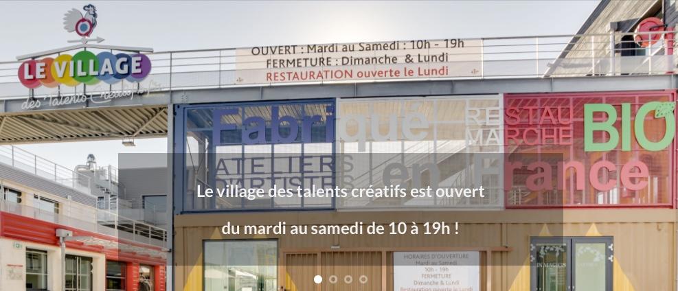Le Village Des Talents Créatifs à Puget Sur Argens Hôtel